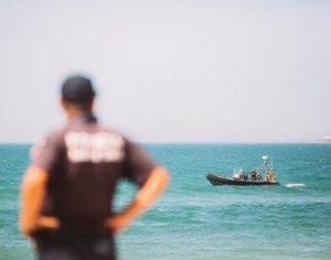 Homem morreu afogado enquanto mulher foi resgatada no areal da Figueira da Foz
