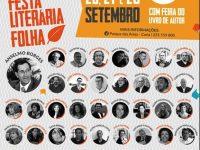 Festa Literária Folha'19 leva escritores às termas da Curia durante três dias