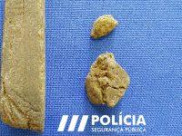 Detido suspeito de tráfico de droga