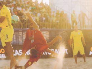Figueira da Foz poderá candidatar-se aos Jogos do Mediterrâneo