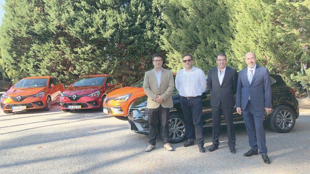 Litocar apresentou ontem à imprensa o novo Renault Clio