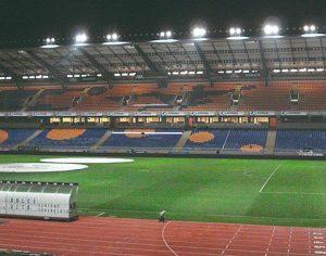 Pedido de vistoria à Liga Portugal para o Estádio de Taveiro