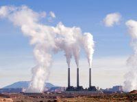 Emissões atmosféricas aumentaram em 2017