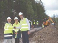 Investimento de dois milhões de euros em água e saneamento