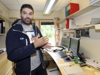 Ex-jogador do Benfica quer ser autarca na Noruega
