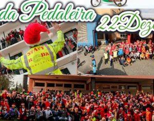 """Roda Pedaleira organiza 14º """"Natal Solidário"""""""