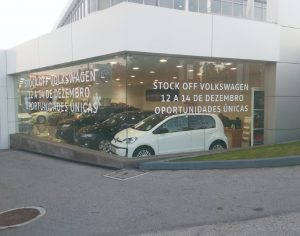 Auto Maran promove Stock Off Volkswagen