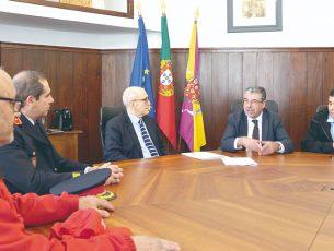 Voluntários de Brasfemes  e de Coimbra recebem apoios
