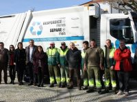 Condeixa: Nova viatura tecnológica vai reforçar recolha de resíduos