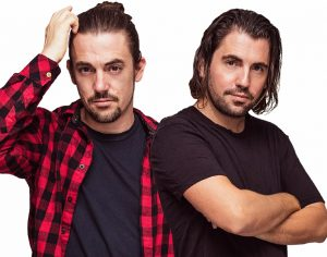 Dimitri Vegas & Like Mike atuam no festival Somnii em 2020