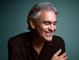 Andrea Bocelli apresenta-se em 4 de julho no Estádio Cidade de Coimbra