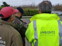 Fuzileiros reconheceram zona de Ereira no Mondego antecipando eventual ajuda