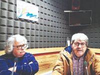 João Cardoso e António Pereira, da comissão Carvalhais Proteger e Viver