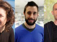 Josephine Blersch, Vítor Francisco e Lino Ferreira