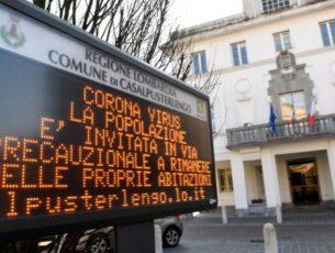 Itália regista 132 casos de infeção por Covid-19