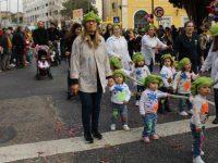 Quase mil crianças em desfile de Carnaval de domingo na Mealhada