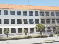 Mealhada: Obras retomadas na escola secundária com novo empreiteiro