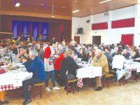 160 lampreias consumidas na Ereira durante o fim de semana