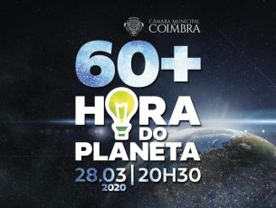 """Câmara de Coimbra associa-se hoje à """"Hora do Planeta 2020"""""""