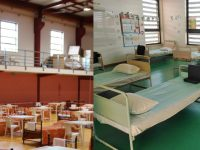 Covid-19: Arganil e Poiares instalam hospitais de campanha em espaços escolares