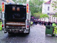 Coimbra: Câmara aprova aluguer de 10 viaturas de recolha e transporte de resíduos