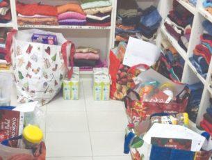 """Situação financeira de algumas famílias é """"avassaladora"""", constata Luís Paulo Costa"""
