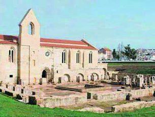 DR-Mosteiro de Santa Clara-a-Velha reabre na próxima segunda-feira