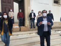Covid-19: Município de Condeixa-a-Nova distribui máscaras comunitárias pela população