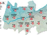 Mais dois casos de covid-19 na Região de Coimbra