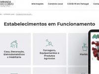 Miranda do Corvo lança página online de comércio e serviços abertos no concelho