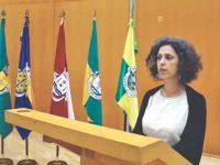 DR- Célia Marques, presidente da autarquia de Alvaiázere