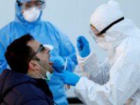 Mais 30 pessoas internadas, 1.496 novas infeções e uma morte
