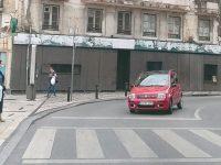 Prédio da Rua da Sofia demolido em setembro