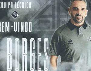 Oficial: Académica anuncia contrato com treinador Rui Borges
