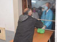Marcelo alerta em Coimbra que pandemia tem criado novos sem-abrigo