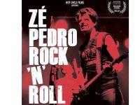 """""""Zé Pedro Rock n'Roll"""" estreia no próximo dia 30 de julho"""