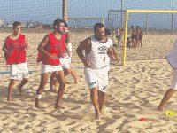 Futebol de praia: AD Buarcos 2017 a preparar o arranque do nacional