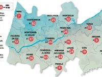 Oito casos novos de covid-19 esta semana na região