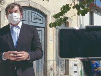 Arquivo- O presidente do município, Humberto Oliveira, mostra-se muito apreensivo