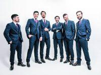 Os Quatro e Meia apresentam novo álbum em Coimbra