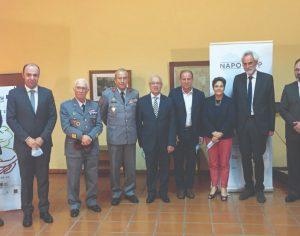 Sítios das batalhas napoleónicas integrados  num roteiro temático europeu