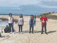 Investigadores de Coimbra querem 'drones' a recolher lixo nas praias após 2022