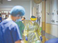 DB-Pedro Ramos - Hospital dos Covões volta a estar na linha da frente no combate à covid-19 como urgência respiratória do CHUC