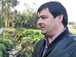 Arquivo-J.A. - Ricardo Silva, presidente da Concelhia da Figueira da Foz do PSD