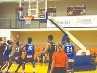 Arquivo-Carlos Jorge Monteiro - Académica tem os jogos com o Esgueira e o Sporting., na Liga Profissional de Basquetebol, adiados