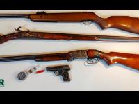 GNR apreende armas de fogo em caso de violência doméstica na Covilhã