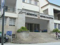 Covid-19: Hospital da Guarda tem 103 doentes internados e vai aumentar área de internamento