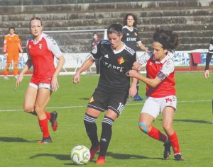 DR-Clube Condeixa Futebol Feminino - Condeixenses voltam a visitar o Estádio 1.º de Maio este domingo