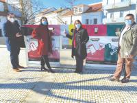 Condeixa-a-Nova: Ecoponto móvel inovador para recolha de resíduos urbanos perigosos