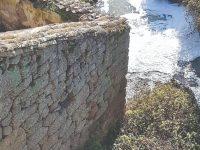 Os Verdes questionam sobre descargas no rio Cobral